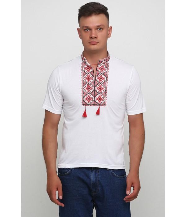 Вишита футболка Етномодерн М-619-12, Вишита футболка Етномодерн М-619-12 купити