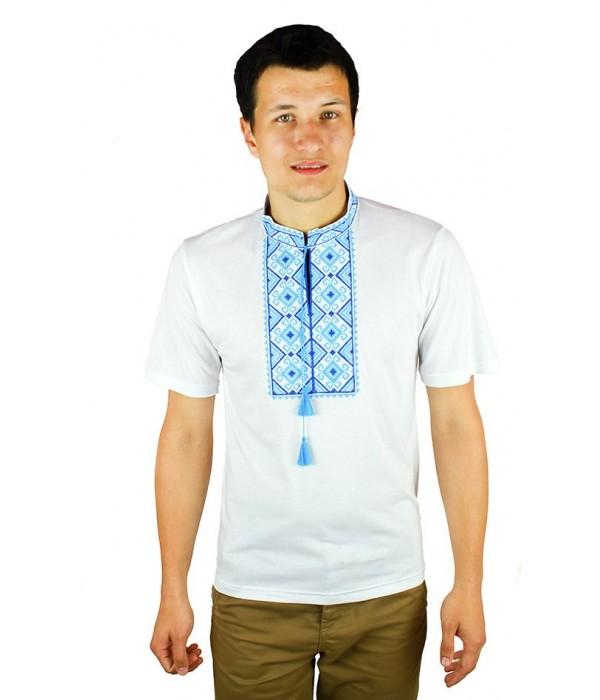 Вишита футболка Етномодерн М-619-11, Вишита футболка Етномодерн М-619-11 купити