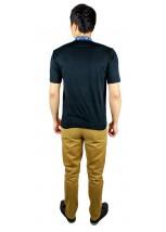Вышитая футболка Етномодерн М-619-10
