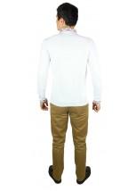 Вишита футболка гладдю «Сніжинка» М-616-7