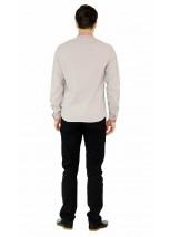 Рубашка вышитая мужская 100 % Лен  М-406-6