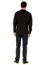 Рубашка вышитая мужская 100 % Лен  М-406-7