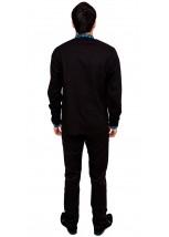 Сорочка вишита чоловіча 100 % Льон  М-406-8