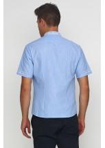 Рубашка вышитая мужская  М-417-11