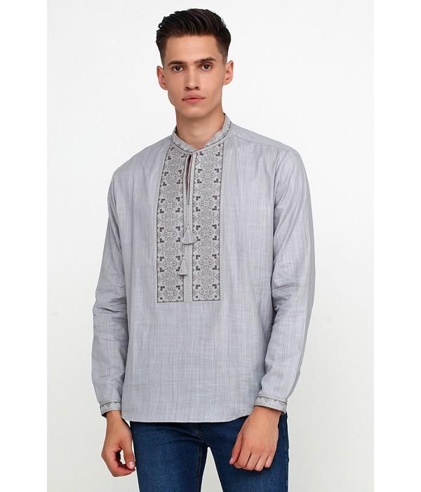 Рубашка вышитая мужская   М-417-16, Рубашка вышитая мужская   М-417-16 купити