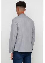 Рубашка вышитая мужская   М-417-16