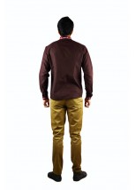 Рубашка вышитая мужская М-417-4