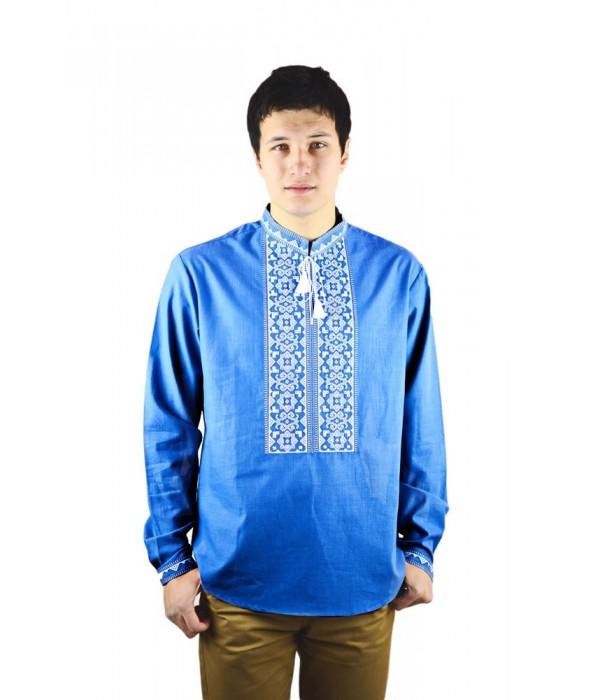 Рубашка вышитая мужская   М-417-6, Рубашка вышитая мужская   М-417-6 купити