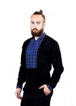 Рубашка вышитая мужская  М-417-7