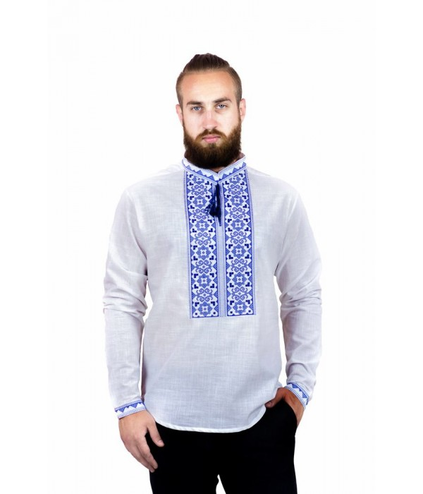 Рубашка вышитая мужская  М-417-8, Рубашка вышитая мужская  М-417-8 купити