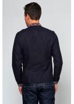 Рубашка вышитая мужская М-418-14