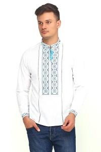 Рубашка вышитая мужская М-418-23