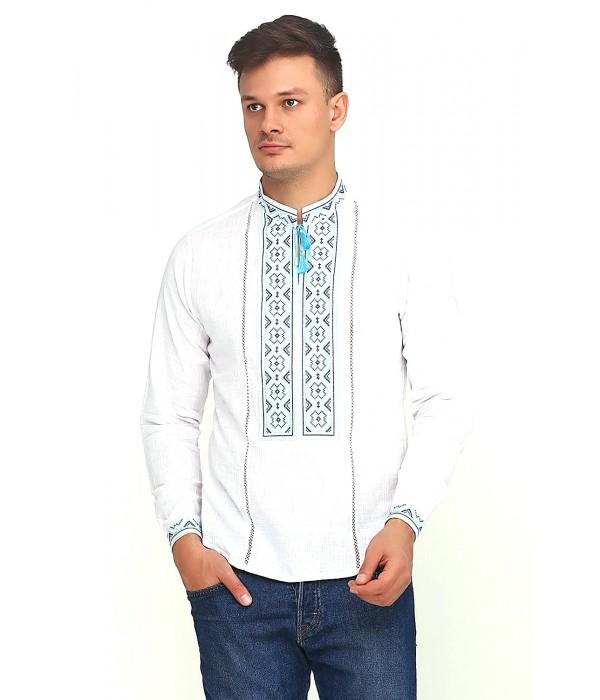 Рубашка вышитая мужская М-418-23, Рубашка вышитая мужская М-418-23 купити