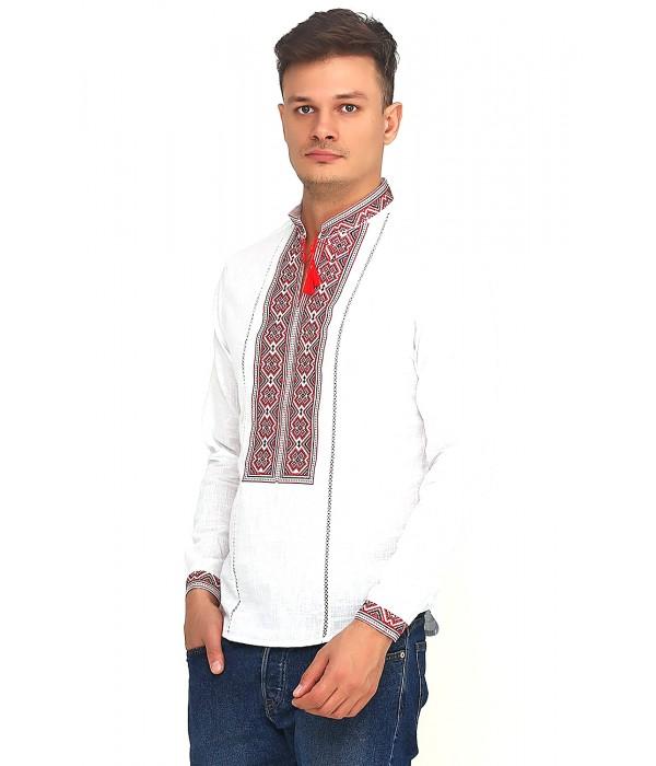 Рубашка вышитая мужская М-418-24, Рубашка вышитая мужская М-418-24 купити