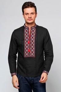 Рубашка вышитая мужская М-418-3