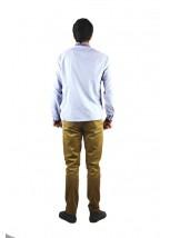 Рубашка вышитая мужская М-418-12