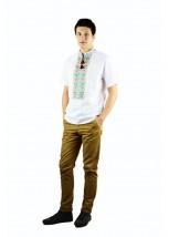 Рубашка вышитая мужская  М-421-2