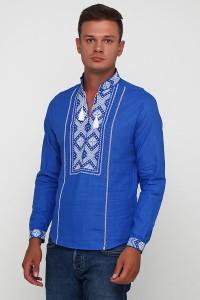 Рубашка вышитая мужская  М-422-11
