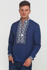 Рубашка вышитая мужская  М-422-9