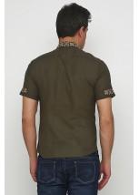 Рубашка вышитая М-403-46