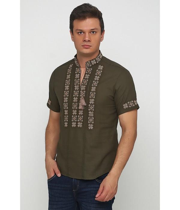 Рубашка вышитая М-403-46, Рубашка вышитая М-403-46 купити