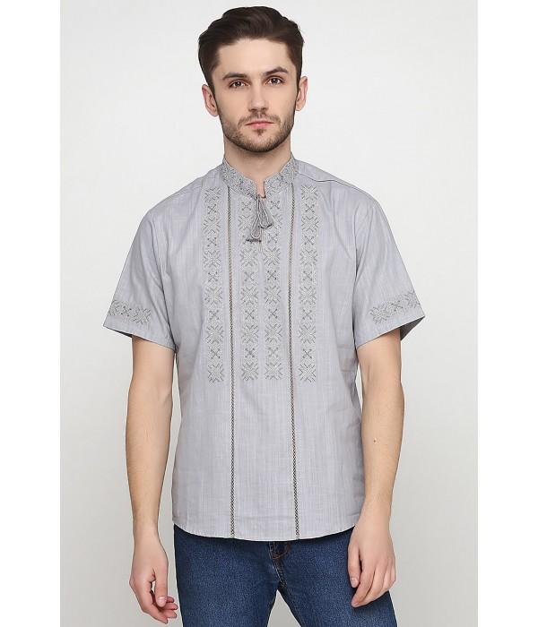 Рубашка вышитая М-403-48, Рубашка вышитая М-403-48 купити