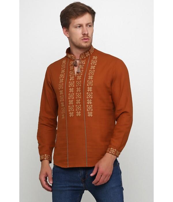 Рубашка вышитая М-403-50, Рубашка вышитая М-403-50 купити