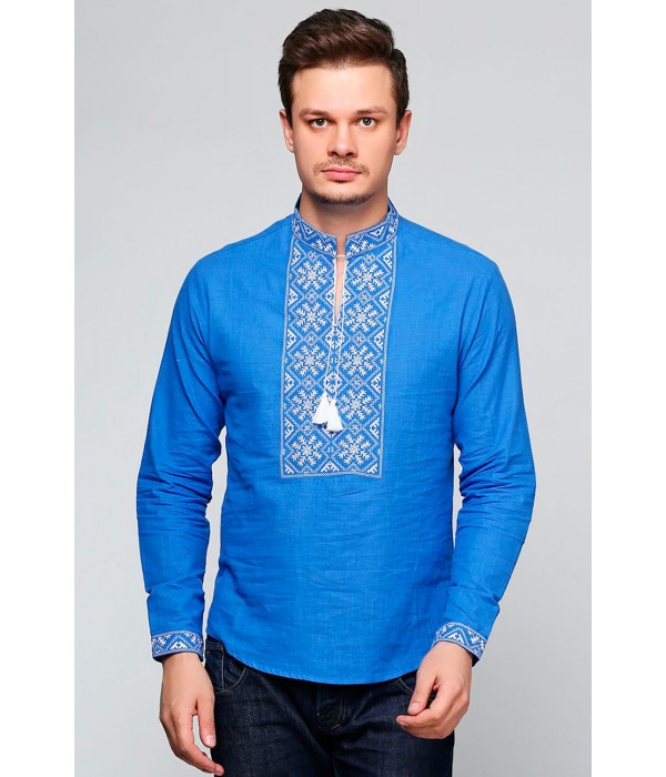 Рубашка «Снежинка»  М-412-12, Рубашка «Снежинка»  М-412-12 купити
