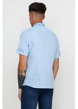 Рубашка «Снежинка»  М-412-23