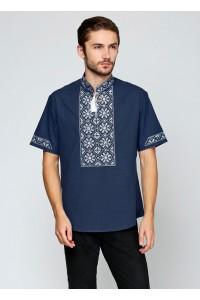 Рубашка «Снежинка»  М-412-18
