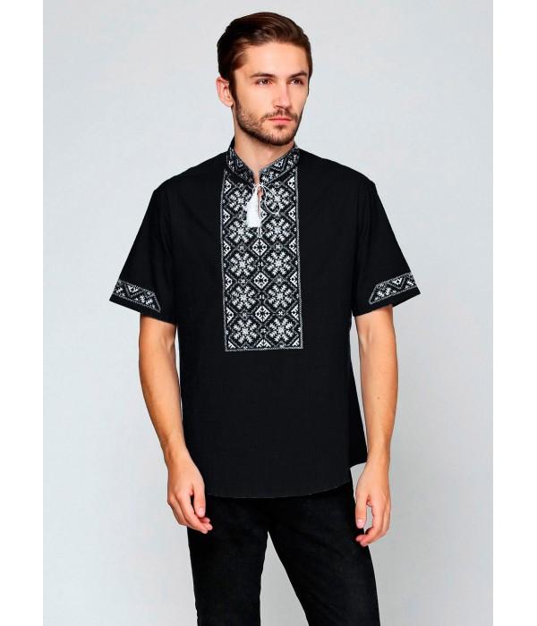 Рубашка «Снежинка»  М-412-20, Рубашка «Снежинка»  М-412-20 купити