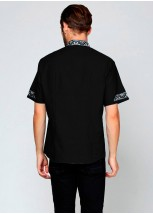 Рубашка «Снежинка»  М-412-20