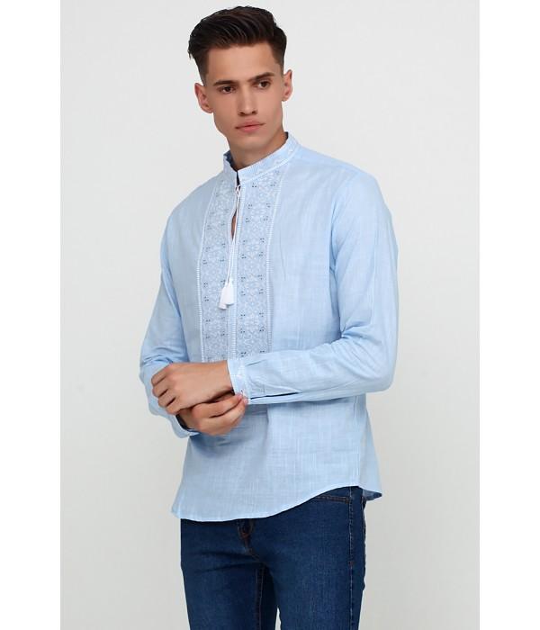 Рубашка вышитая мужская   М-417-15, Рубашка вышитая мужская   М-417-15 купити