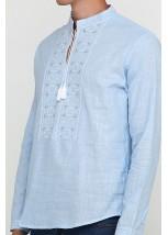 Рубашка вышитая мужская   М-417-15
