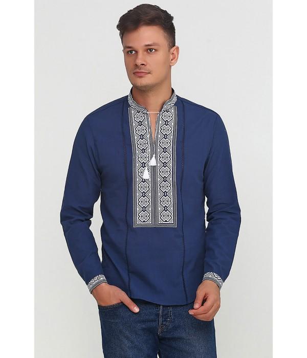 Рубашка вышитая мужская М-418-20, Рубашка вышитая мужская М-418-20 купити