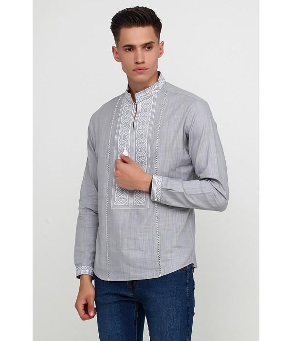 Рубашка вышитая М-418-25, Рубашка вышитая М-418-25 купити