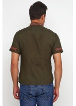 Сорочка вишита чоловіча М-418-28