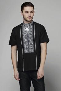 Рубашка вышитая мужская М-418-30