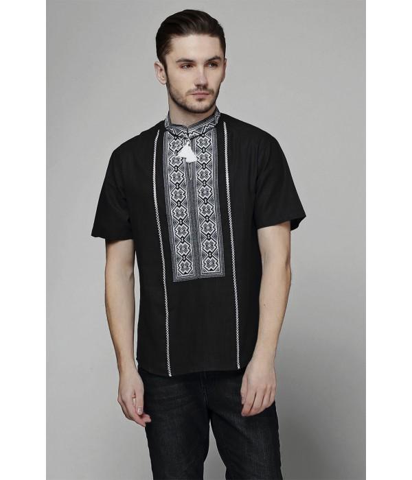 Рубашка вышитая мужская М-418-30, Рубашка вышитая мужская М-418-30 купити