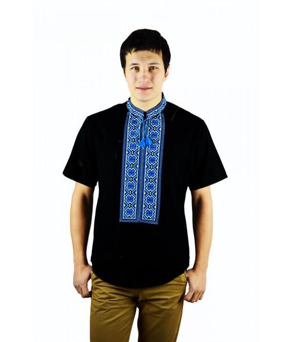 Рубашка вышитая мужская М-418-11, Рубашка вышитая мужская М-418-11 купити