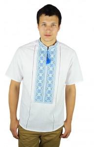 Рубашка вышитая мужская М-418-10