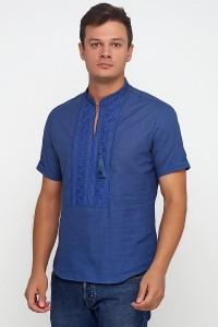 Рубашка вышитая мужская М-419-6