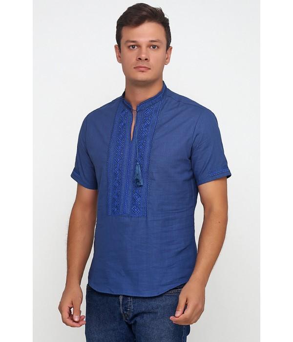 Сорочка вишита чоловіча М-419-6, Сорочка вишита чоловіча М-419-6 купити