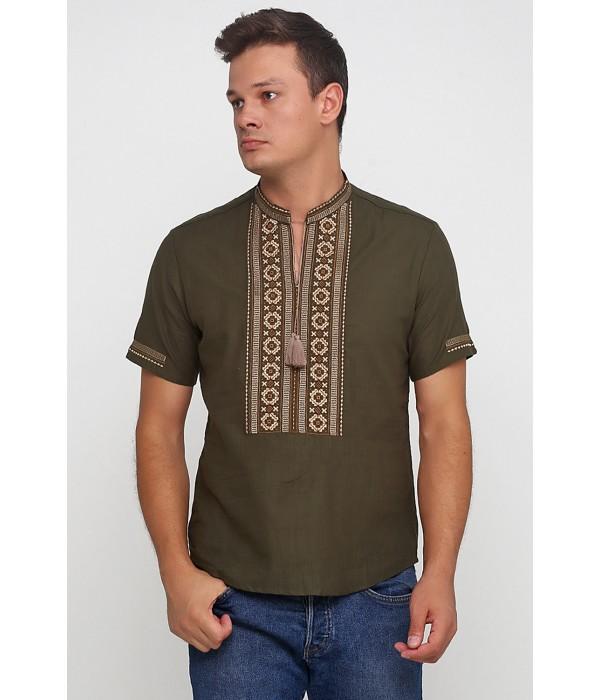 Сорочка вишита чоловіча М-419-8, Сорочка вишита чоловіча М-419-8 купити