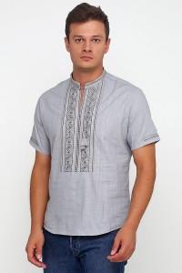 Рубашка вышитая мужская М-419-9