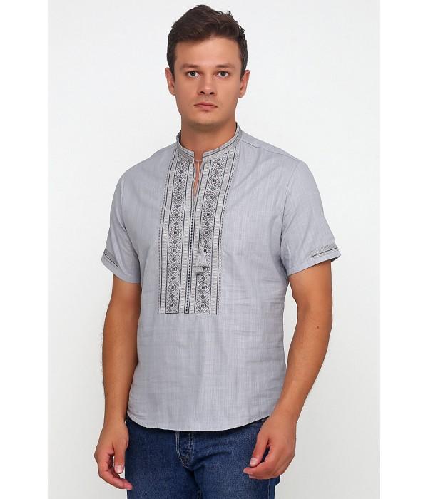 Сорочка вишита чоловіча М-419-9, Сорочка вишита чоловіча М-419-9 купити