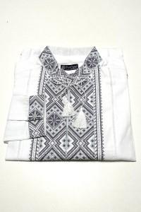 Рубашка вышитая мужская  М-422-13