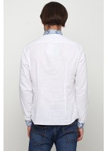 Рубашка вышитая мужская  М-422-4