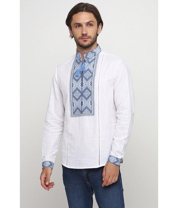Рубашка вышитая мужская  М-422-4, Рубашка вышитая мужская  М-422-4 купити