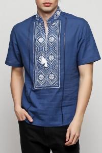 Рубашка вышитая мужская  М-422-6